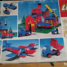 Juegos de mesa: JUEGO DE MESA LEGO ANTIGUA CAJA . Lote 120907399