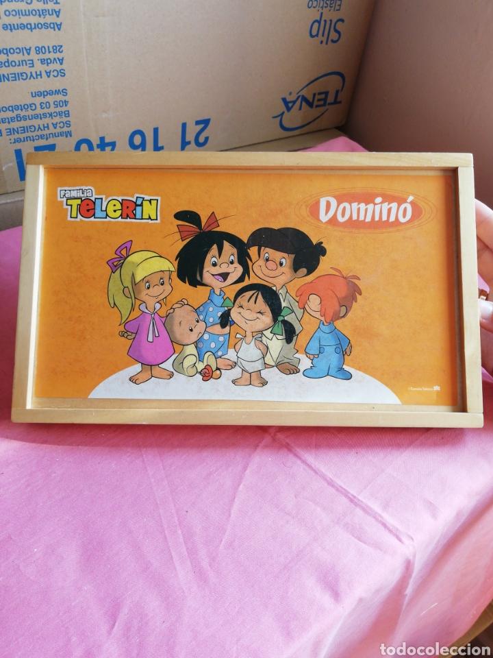 Domino Familia Telerin Comprar Juegos De Mesa Antiguos En