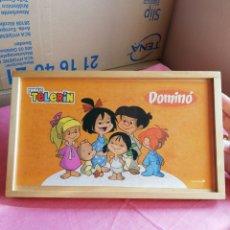 Juegos de mesa: DOMINO FAMILIA TELERIN. Lote 121047562