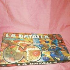 Juegos de mesa: LA BATALLA ESTRATEGIA Y ASTUCIA BORRAS. Lote 121174911