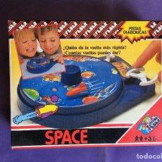 Juegos de mesa: JUEGO SPACE PISTAS DIABOLICAS DE FEBER. Lote 121380879