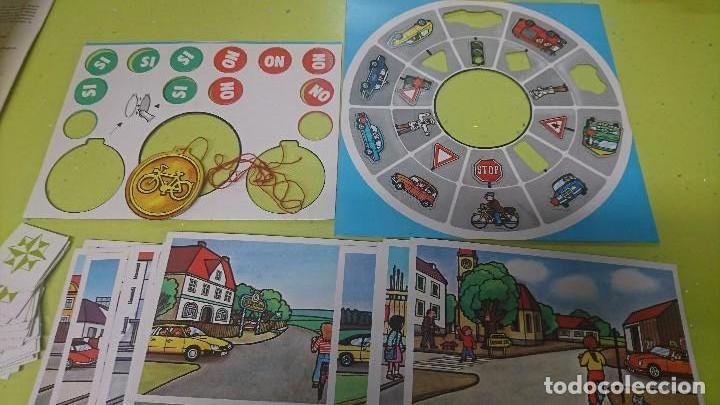 Juegos de mesa: JUEGO DE MESA EDUCATIVO PASEO POR LA CIUDAD DE EDUCA - Foto 3 - 121378771