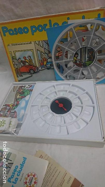 Juegos de mesa: JUEGO DE MESA EDUCATIVO PASEO POR LA CIUDAD DE EDUCA - Foto 2 - 121378771