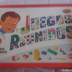 Juegos de mesa: JUEGOS REUNIDOS GEYPER 45. Lote 121452362