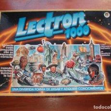 Juegos de mesa: LECTRON 1000 - EL JUEGO DE MESA DE LAS PREGUNTAS Y RESPUESTAS - DISET - AÑO 1990. Lote 121553135