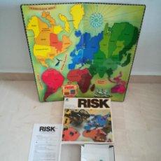 Juegos de mesa: JUEGO RISK DE BORRÁS AÑOS 80. Lote 121719707