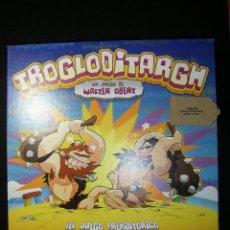 Juegos de mesa: TROGLODITARGH. COMPLETO MAGNÍFICO ESTADO. Lote 121725959
