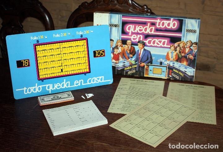 Todo Queda En Casa Mb Juegos Completo Juego Del Popular Programa De Rtve Tve Anos 80