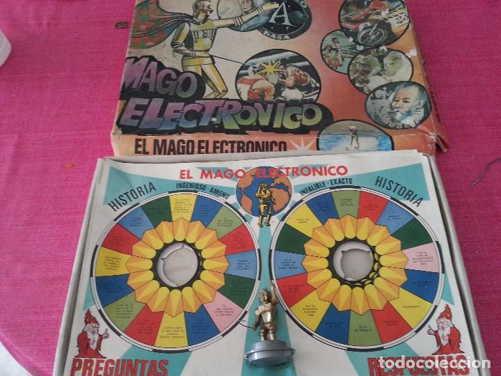 EL MAGO ELECTRONICO (Juguetes - Juegos - Juegos de Mesa)