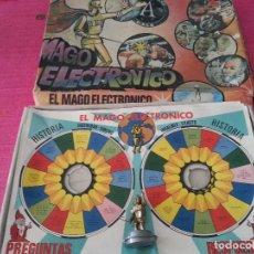 Juegos de mesa: EL MAGO ELECTRONICO. Lote 133914857