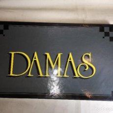Juegos de mesa: JUEGO DAMAS DE AKROS - NUEVO. Lote 121809639