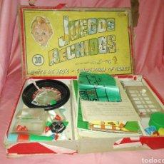 Juegos De Mesa Antiguos Todocoleccion