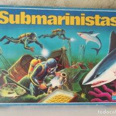 Juegos de mesa: RARO JUEGO DE MESA SUBMARINISTAS DE FALOMIR. Lote 122177031