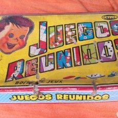 Juegos de mesa: JUEGOS REUNIDOS GEYPER 25. Lote 122590568