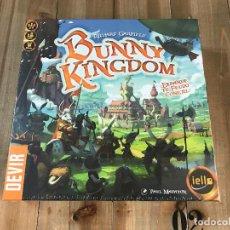 Juegos de mesa: JUEGO DE MESA - BUNNY KINGDOM - DEVIR - PRECINTADO - RICHARD GARDFIELD. Lote 122752559