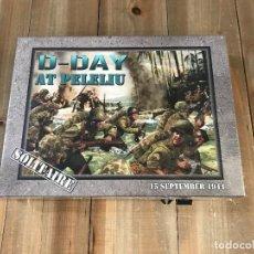 Juegos de mesa: JUEGO WARGAME - D-DAY AT PELELIU - 1ST EDITION - DECISION GAMES - PRECINTADO - WWII. Lote 123292391