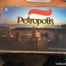 Juegos de mesa: PETROPOLIS (BORRAS) (J-0). Lote 123372059
