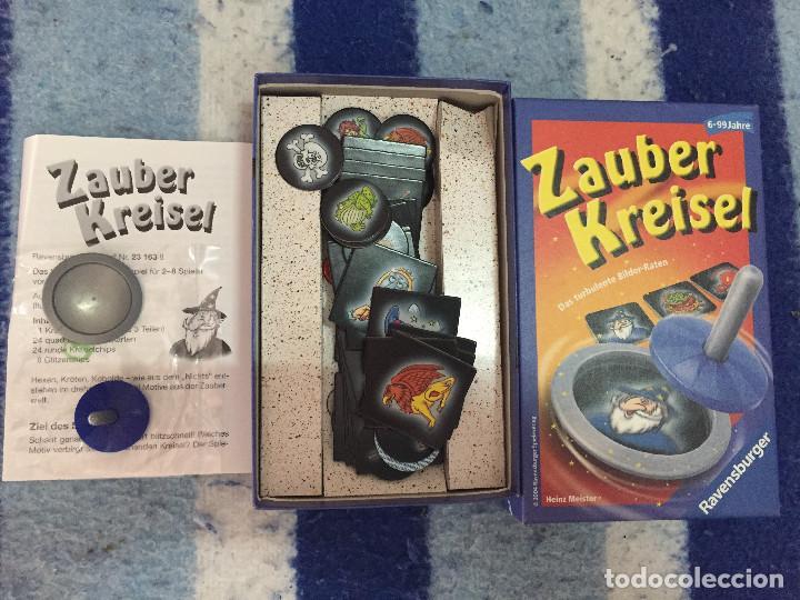 Zauber Kreisel Juego De Mesa Pequeno Comprar Juegos De Mesa