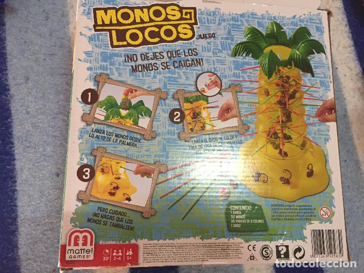 Los Monos Locos Juego De Mesa Kreaten Comprar Juegos De Mesa