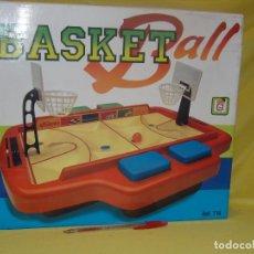 Juegos de mesa: BASKET BALL DE CHICOS, REF 714, AÑO 1988, NUEVO SIN USAR.. Lote 123533863