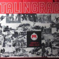 Juegos de mesa: STALINGRAD AVALON HILL COMPLETO JUEGO MESA ESTRATEGIA EN ESPAÑOL. Lote 194363443