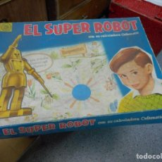 Juegos de mesa: JUEGO CEFA EL SUPER ROBOT. Lote 124267499