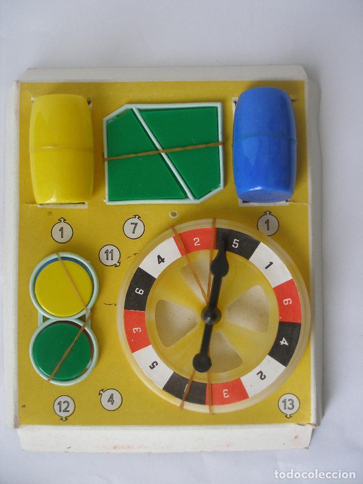Antiguo Juego Ruleta Juegos Reunidos Geyper Comprar Juegos De Mesa