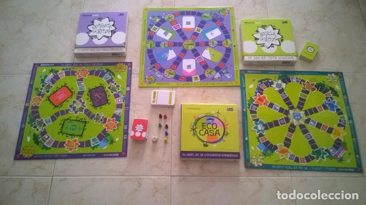 Abacus 3 Juegos De Mesa Educativos Ecologicos E Comprar Juegos De