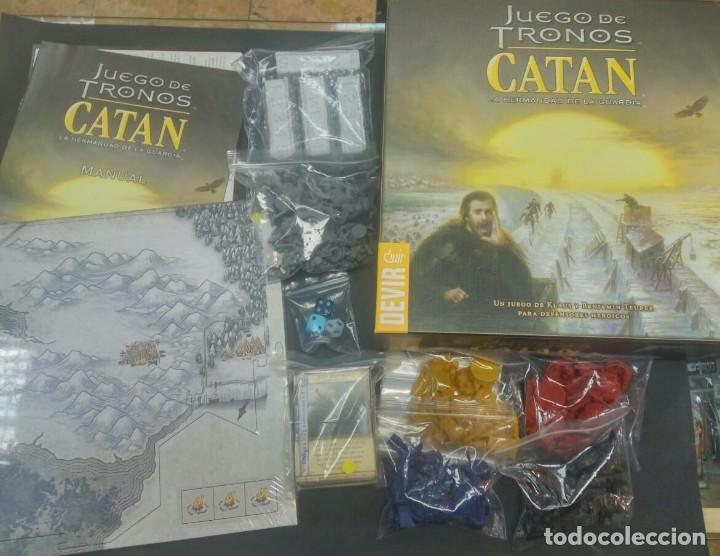 Catan Juego De Tronos Juego De Mesa Devir Ed Comprar Juegos De