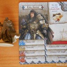 Jeux de table: ZOMBICIDE GREEN HORDE - EARL JAIMIE - KICKSTARTER EXCLUSIVE - FIGURA + TARJETA - NUEVO (CD). Lote 124880599