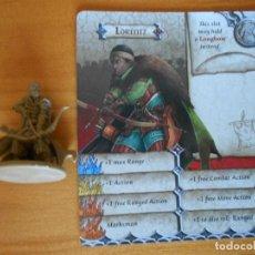 Jeux de table: ZOMBICIDE GREEN HORDE - LORENTZ - KICKSTARTER EXCLUSIVE - FIGURA + TARJETA - NUEVO (CD). Lote 218575630