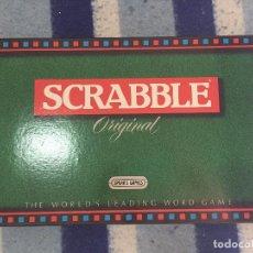 Juegos de mesa: SCRABBLE ORIGINAL JUEGO DE MESA KREATEN BOARDGAME IN ENGLISH. Lote 124980371