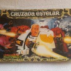 Juegos de mesa: CRUZADA ESTELAR - MB - ESPECTACULAR ESTADO - VER IMAGENES. Lote 125201255