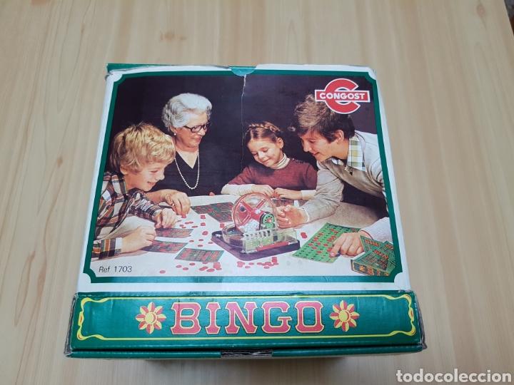 BINGO CONGOST (Juguetes - Juegos - Juegos de Mesa)