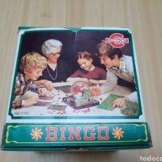 Juegos de mesa: BINGO CONGOST. Lote 125210116