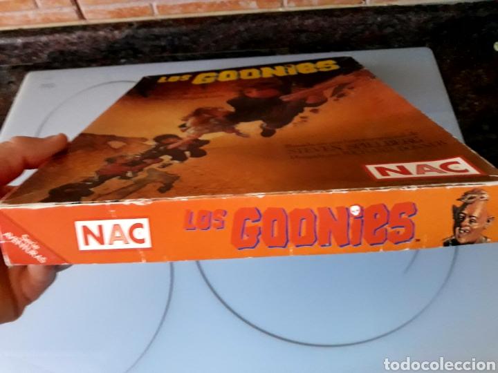 Juegos de mesa: Juego de mesa Los Goonies de Nac (año 1985). Completo. - Foto 2 - 125217854
