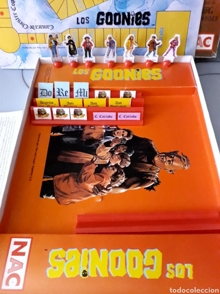Juegos de mesa: Juego de mesa Los Goonies de Nac (año 1985). Completo. - Foto 4 - 125217854
