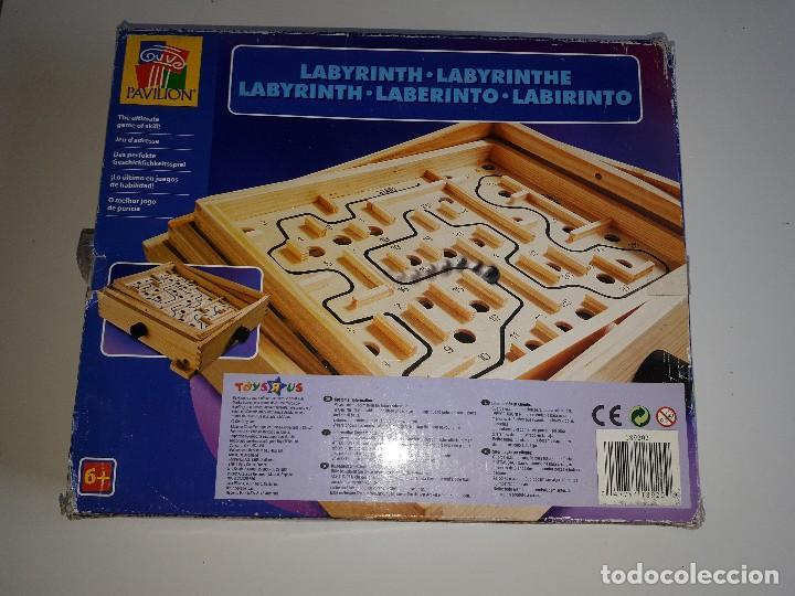 Laberinto Comprar Juegos De Mesa Antiguos En Todocoleccion 125279787