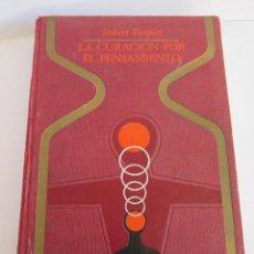 Juegos de mesa: LA CURACION POR EL PENSAMIENTO - ROBERT TOCQUET - 1ª EDICION 1973 - COLECCION OTROS MUNDOS. Lote 125317683