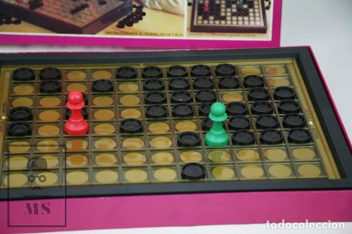 Juegos de mesa: Pareja de Juegos de Mesa - Blokeo / Marelle - Geyper, Años 70 - Foto 3 - 125409483