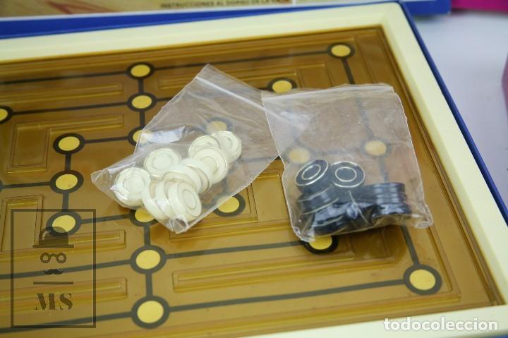 Juegos de mesa: Pareja de Juegos de Mesa - Blokeo / Marelle - Geyper, Años 70 - Foto 5 - 125409483