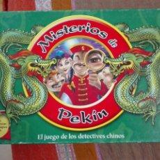 Juegos de mesa: MISTERIOS DE PEKIN. JUEGO DE MESA PARKER. Lote 161269088