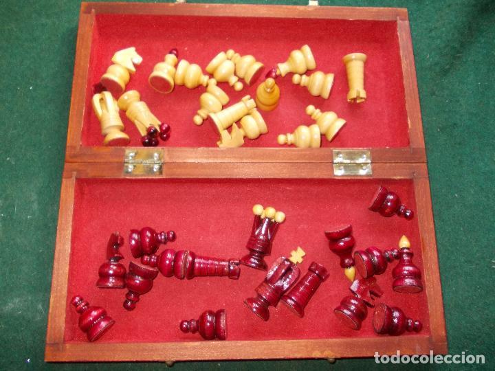 Juegos de mesa: Ajedrez con tablero-caja 29X29 - Foto 4 - 126220007