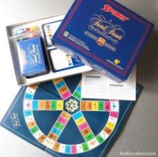Juegos de mesa: TRIVIAL PURSUIT EDICIÓ BARÇA SPORT 1995. Lote 126317835