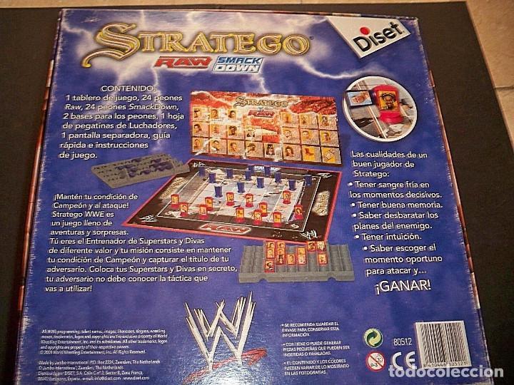 Stratego Raw Smackdown Smack Down Wwe Lucha Dis Comprar Juegos De