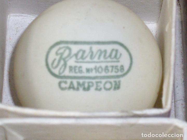 Juegos de mesa: JUEGO DE PIN-PON - PING-PONG - MARCA BARNA - Foto 6 - 126558519
