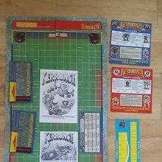 Juegos de mesa: BLOOD BOWL KERRUNCH JUEGO MESA GAMES WORKSHOP 1991. Lote 126728399