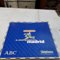 Juegos de mesa: PASACALLES EL GRAN JUEGO DE MADRID. Lote 127161499