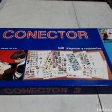 Juegos de mesa: JUEGO CONECTOR 3. Lote 127162178