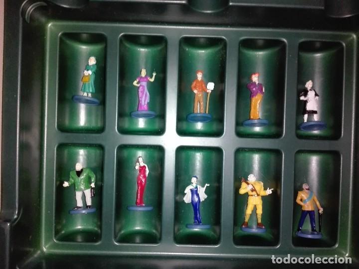 Juegos de mesa: JUEGO CLUEDO CON DVD - JUEGO DE MISTERIO completo - Foto 3 - 127273771
